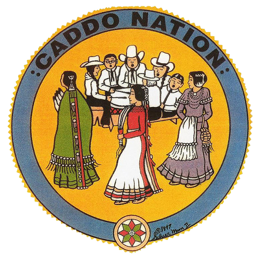 CADDO NATION TRIBE SEAL